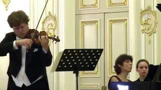 "Andrey Baranov - Inga Dzektser - Beethoven ""Kreutzer"" Sonata - 3rd mvt."