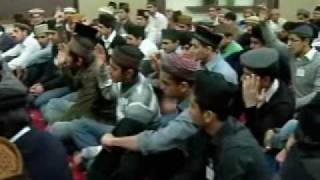 Gulshan-e-Waqfe Nau (Khuddam) Class: 8th November 2009 (Part 5)