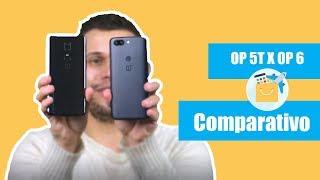 OnePlus 5T vs OnePlus 6: o confronto da realeza! [Comparativo]