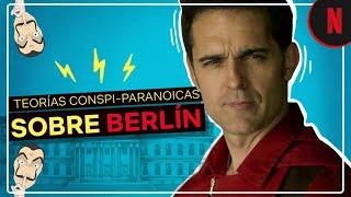 La Casa de Papel | Pedro Alonso responde teorías sobre Berlín | Netflix