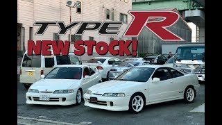 INTEGRA TYPE R TAKEOVER | Two More Arrive!