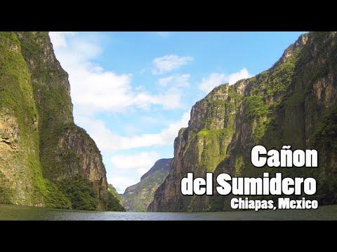 Mexico : Cañon del Sumidero (Chiapas)