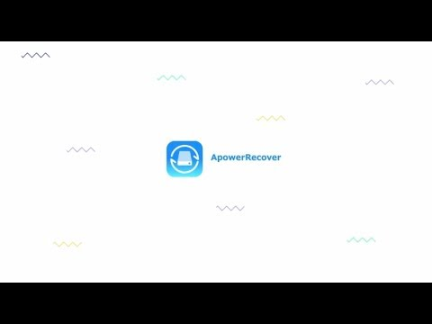 ApowerRecover - Best Tool to Recover Lost Data from Hard Drives