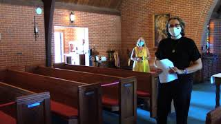 Safe Worship Practices during COVID19 at Saint Andrews Episcopal Church of Lawton