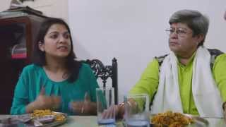 Food for Thought: Indian Comic Aditi Mittal and Her Mom