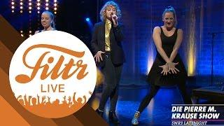 Pixie Paris - Es Rappelt Im Karton (Live @Pierre M Krause Show)