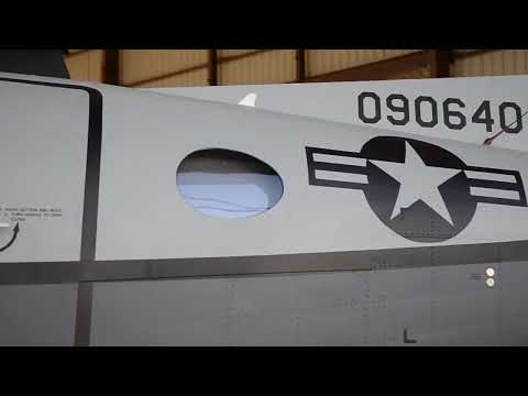 MC-12W Liberty Aircraft