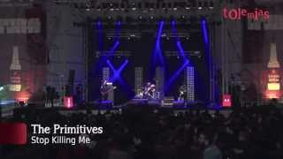 Download THE PRIMITIVES live - Stop Killing Me - Panic - Spachead MP3 song and Music Video