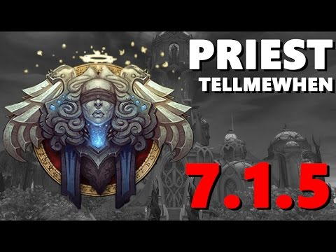 Priest TMW Profile for Patch 7.1.5 w/Download