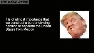 Gambar cover Donald Trump's Verbose Wall