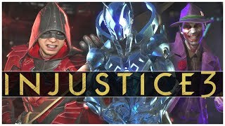 All Characters Who Should Return To Injustice 3!