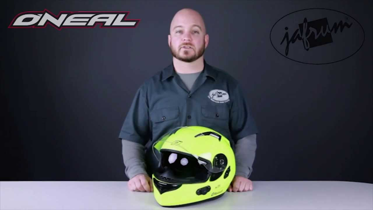 Oneal Commander Bt Helmet Review At Jafrum Com Youtube