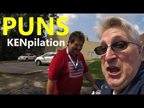 Best PUNS so far - KEN HERON (Dad Jokes)