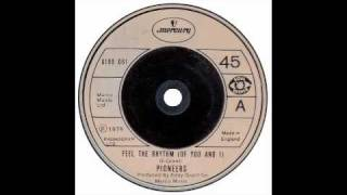 The Pioneers - Feel The Rhythm - Mercury