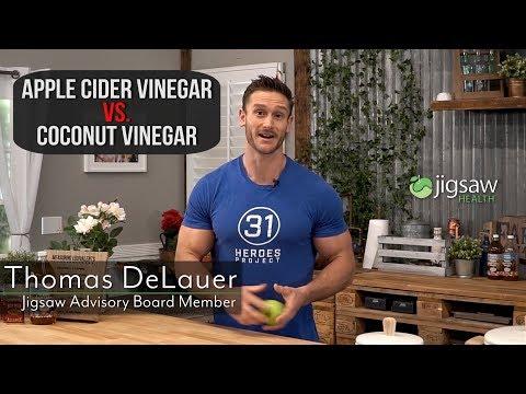 Apple Cider Vinegar VS. Coconut Vinegar   #ScienceSaturday