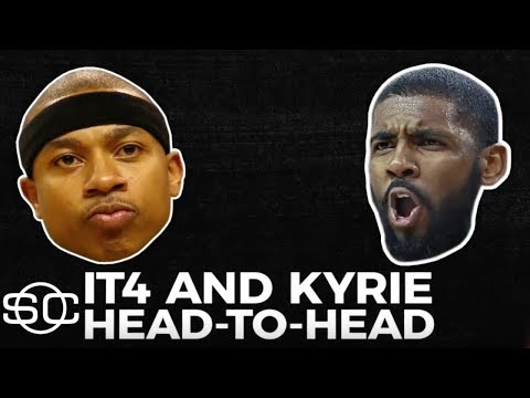 Kyrie and IT4 match up evenly | SportsCenter| ESPN