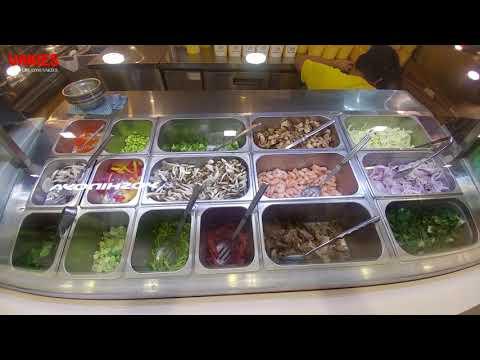 Wok Fried Noodles With Shrimps | Stir Fried Noodle With Prawns | Wok Fried Noodles