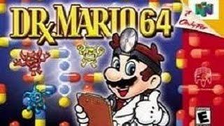 TAP (N64) Dr. Mario 64 - Mario