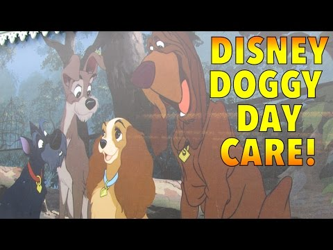 The Disneyland Kennel Club