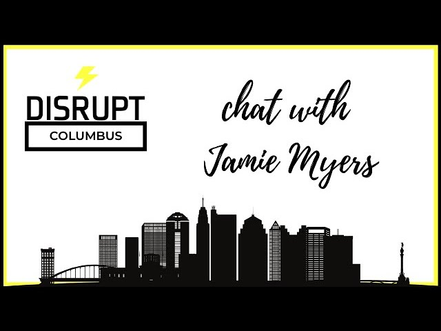 DisruptHRCbus Chat with Jamie Myers