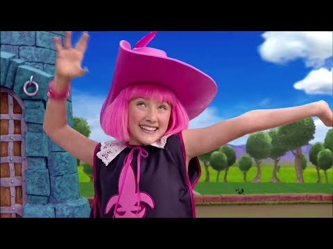 All LazyTown Episodes but only the post Bing Bang scenes (Robbie Rotten gags)