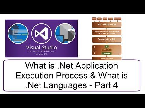 Microsoft .Net Introduction Tutorial for Beginners   Dot Net Channel   Part 4