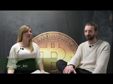 Aaron van Wirdum discusses Bitcoin and journalism with mir_btc