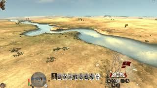Total Warcılar - İspanya-Pueblo Savaşı / 2. Savaş