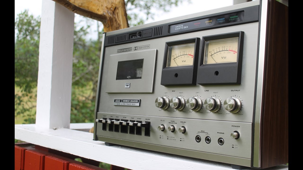 Kit 1 für Akai GXC-710 D Tape Deck Cassette Deck