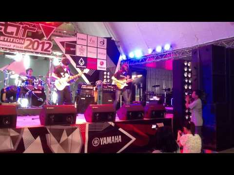 In The Presence of Enemies Pt.1 at Yamaha Asian Beat Band Competition Final 2012 by Magellanic