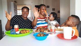 DINNER IN UYO BREAKFAST IN ABUJA