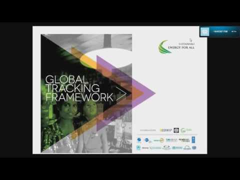 Sustainable Energy for All's New Global Tracking Framework