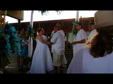 Mr & Mrs champagne Wedding 9-27-2014