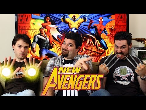 The Birth of the New Avengers (New Avengers: Breakout) - Back Issues Mp3