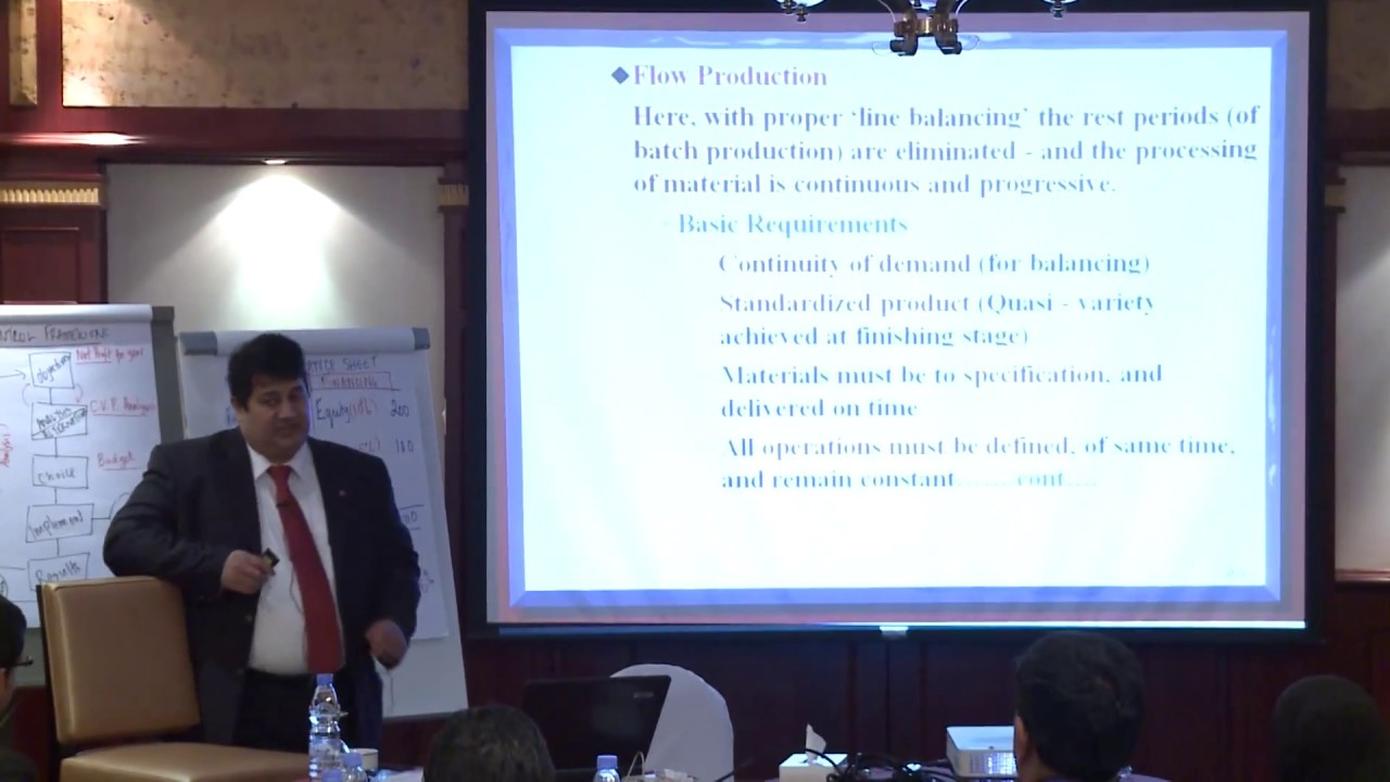 Strategic Cost Management Topic 2 Lean Manufacturing And Quality Control