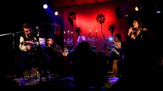 John Garcia - Space Cadet live acoustic in Milan