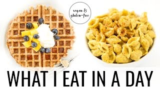 20. WHAT I EAT IN A DAY | Lazy Weekend Recipes
