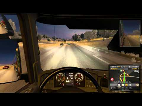 Let's Show - Euro Truck Simulator 2 - ProMods-Map  - #001 - Malmö nach Mannheim