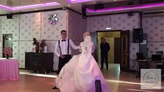 Красивый свадебный танец микс Артёма и Саши (Волгоград)