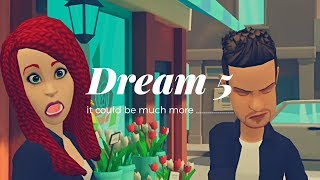 Animation movies| Dream 5 | Thriller|Suspense | Romance| Episode 5