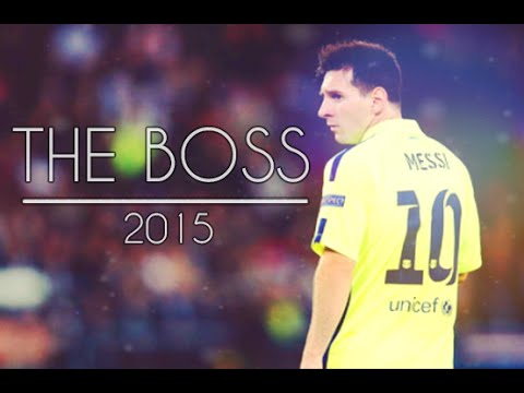 Lionel Messi ● Our Story - Skills & Assists ● 14/15 〢 HD