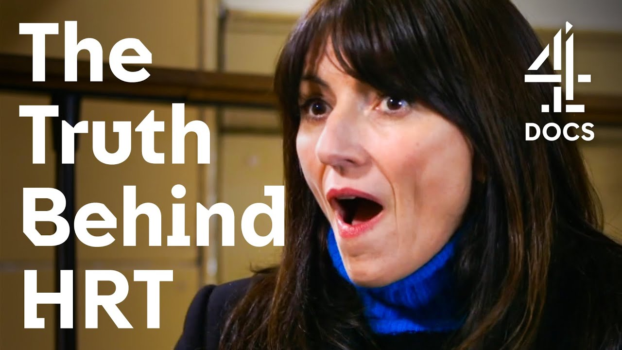 Davina McCall On The Myths Of 2002's Controversial HRT Study