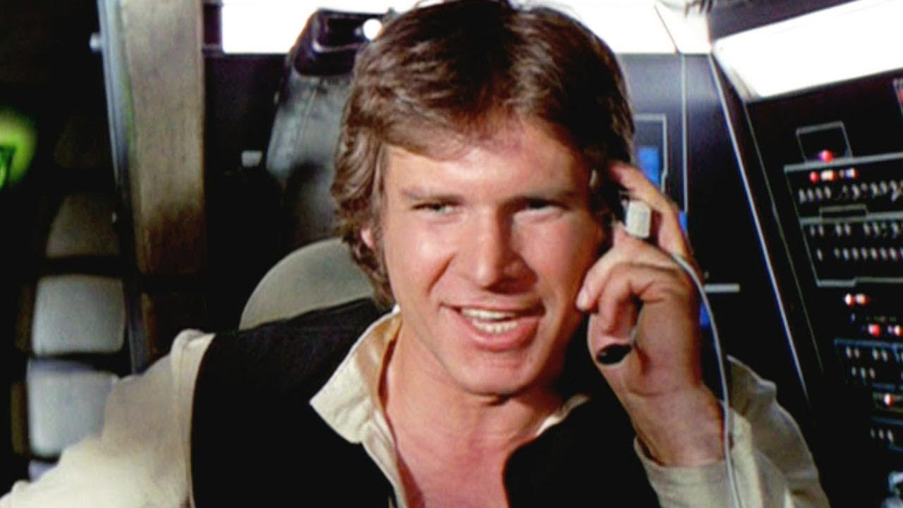 Harrison Ford Open To Play Han Solo In 'Star Wars Episode ...