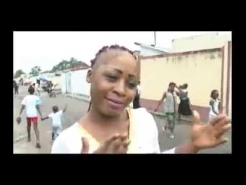 Kinshasa : micro baladeur francais eza pasi makasi
