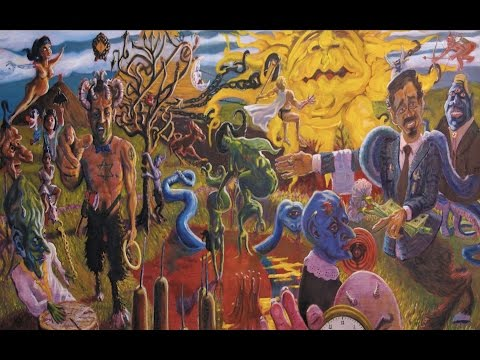Mondo Surreal Oddities 3: Dada's Pataphorical Mushroom