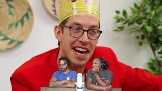 Keith Eats Everything At Burger King Reaction | DREAD DADS PODCAST | Rants, Reviews, Reactions