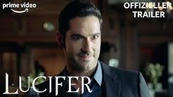 Lucifer | Staffel 2 | Offizieller Trailer | Prime Video DE