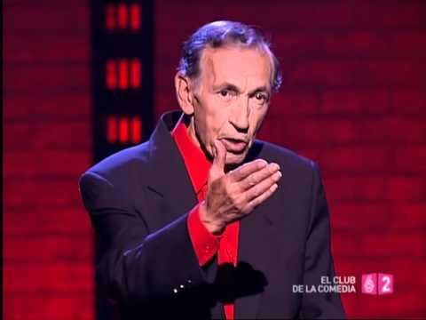 Miguel Gila en El Club de la Comedia