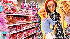 c40fc918e7e2b8 ZAKUPY W HURTOWNI ZABAWEK 🛒 🔥 Shopkins, Minecraft, LOL Surprise, Barbie,  Num