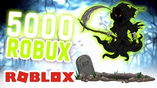 ROBLOX INDONESiA   5000 ROBUX Out For REAPER PET 😂